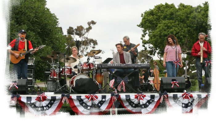 Hot Pursuit Band July 4th 2012